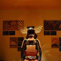 Made to last: A suit of armor on display at the Samurai Museum in Shinjuku, Tokyo. | JEFF BRODERICK