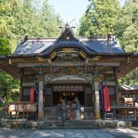 Living tradition: Established in A.D. 120, the current buildings of Hodosan Shrine in the Chichibu area of Saitama Prefecture date from the Meiji Era (1868-1912). | STEPHEN MANSFIELD