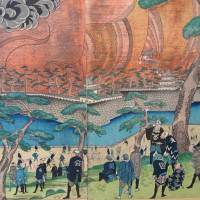 'Feature Exhibition: Commemorating the 150th Anniversary of the Meiji Restoration — The Battle of Toba Fushimi'