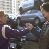Hideo Sakaki delivers a fresh take on the buddy movie in 'Alley Cat'