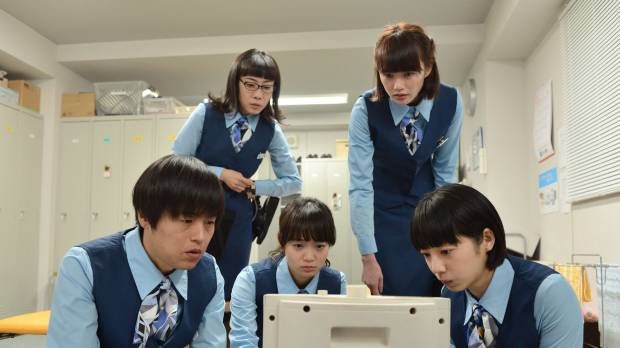 Japanese TV is making some progress in writing broader female roles