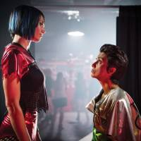 Puttin' the moves on: The American film 'Signature Move' features a woman who falls for a Mexican wrestler.