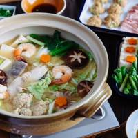 Nami's Chanko Nabe (Sumo Stew) hotpot | COURTESY OF NAMIKO CHEN