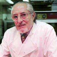Visionary French chef Alain Senderens dies at 77