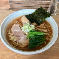 Fireworks in a bowl: Hanabi's house special ramen is made with a gyokai fish-based broth. | ROBBIE SWINNERTON