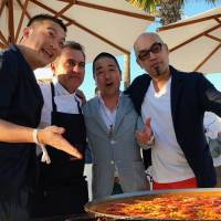 Spain meets 'washoku': Cooking along to the sizzling beat in Ibiza