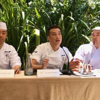 Spain meets 'washoku': Three top Japanese chefs take their expertise abroad