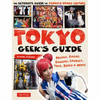 'Tokyo Geek's Guide': Mapping the epicenter of 'otaku' culture