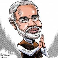 Modi's actions fail to live up to his words