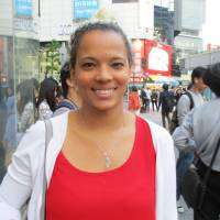 Alexis McCoy, International school worker, 27 (American): Terrorism creates a lot of fear and worry among people, a lot of anger and hate. So even if there's a small incident, it spreads like wildfire. We do have laws in the U.S. which catch criminals to prevent terrorism from happening, but it's not easy because there's a lot of racial profiling and the 'Muslim ban.' People are going to look at one another just based on the way they look, talk and assume things, creating lots of hatred among them. As for Japan, it's a very safe country compared with other places.
