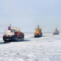 Ban heavy fuel oil in the Arctic