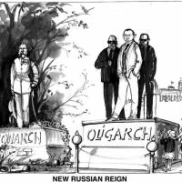 Russia's oligarchs-in-waiting