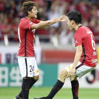Reds' Sekine sinks Sanfrecce in injury time to cap J. League thriller