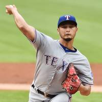 Darvish named to AL roster for MLB All-Star Game