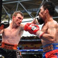 Horn stuns Pacquiao for welterweight title