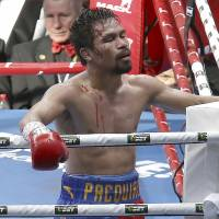 Pacquiao backs call for WBO review of loss to Horn