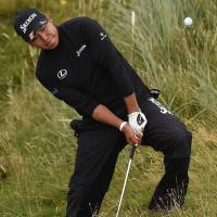 Matsuyama paired with Koepka, Fleetwood for first half of British Open