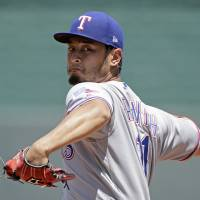 Cubs show interest in trade for Darvish