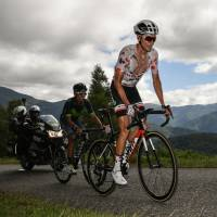 Barguil wins Bastille Day stage