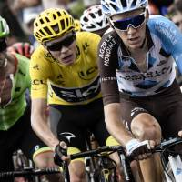Froome faces stiff competition in final week