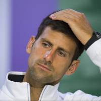 Djokovic to miss remainder of 2017 season