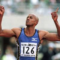 Ex-Olympic star Fredericks suspended from IAF council while under investigation for alleged corruption