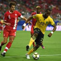 Jamaica, Mexico advance to Gold Cup semifinals