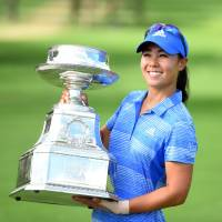 Kang wins Women's PGA Championship for first major title
