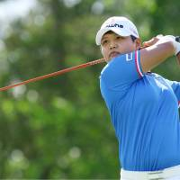 Feng leads U.S. Women's Open as Trump watches; Nomura in 10th place