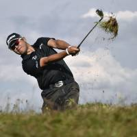 Matsuyama cards 66 in third round, trails Spieth by seven shots at British Open