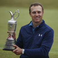 Spieth wins British Open with thrilling final round