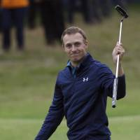 Spieth in elite company because of majors, not style points