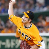 Early runs, dominant Sugano guide Giants past BayStars