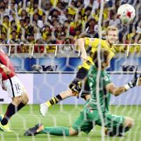 Schurrle notches late winner for Borussia Dortmund against Urawa Reds