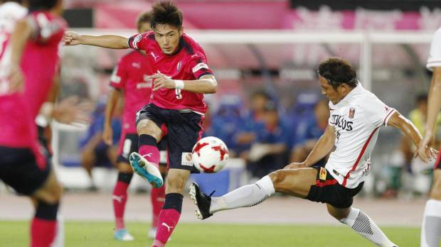 League-leading Cerezo cruise to fourth straight victory