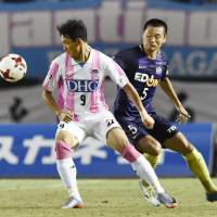 Cho super strike sends Tosu past struggling Sanfrecce