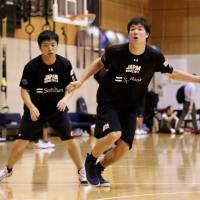 Japan gears up for Olympic push while awaiting new coach Lamas