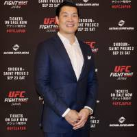 UFC plots growing presence in Asia, beyond