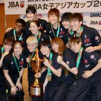 Japan revels in Asia Cup three-peat