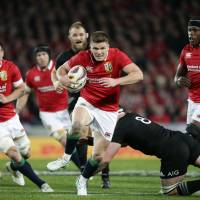 All Blacks, Lions share series after tie in deciding test