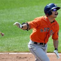 Aoki's three-run homer not enough for Astros