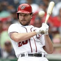 Nats bash Brewers with eight-homer barrage, including five in third inning