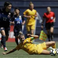 Nadeshiko Japan loses to Australia at Tournament of Nations