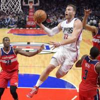Griffin hopes to play entire career with Clippers