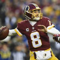 Redskins QB Cousins to play another year on franchise tag