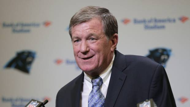 Panthers reach into the past, select Hurney as interim GM