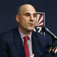 Coyotes turn to Patterson, Tocchet