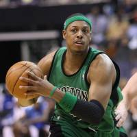 10-time All-Star Pierce retiring as a Celtic