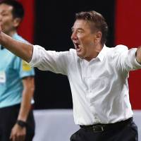 Urawa parts ways with Petrovic