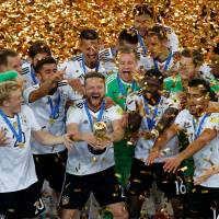 Germany beats Chile in bruising Confederations Cup final